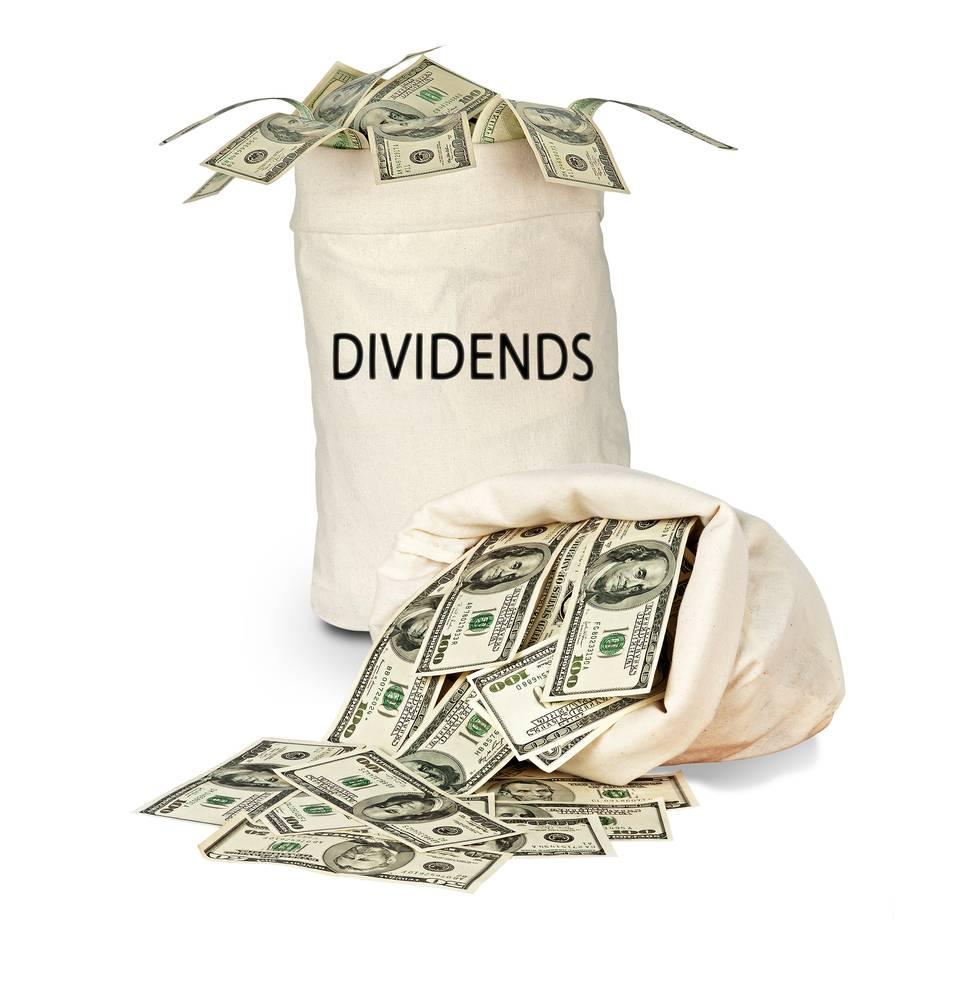 Дивидендные акции